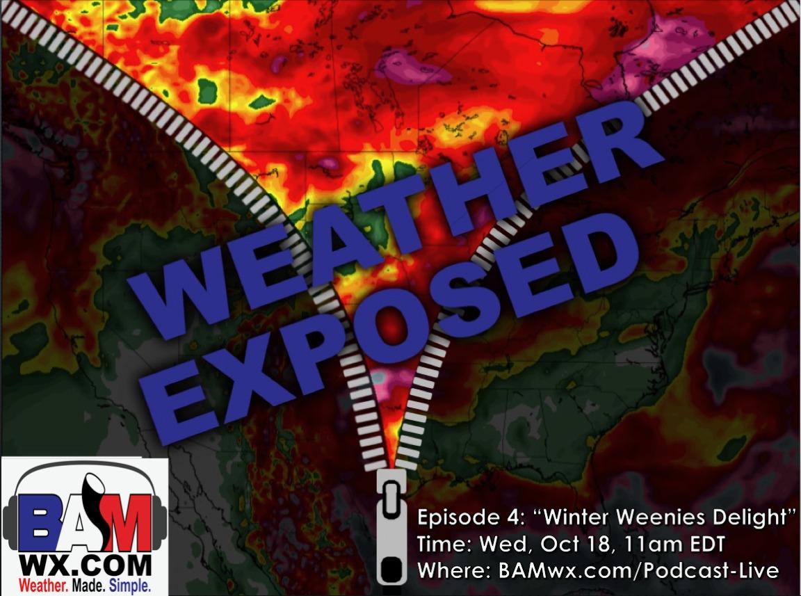 Weather Exposed Ep4: Weather Weenies Delight