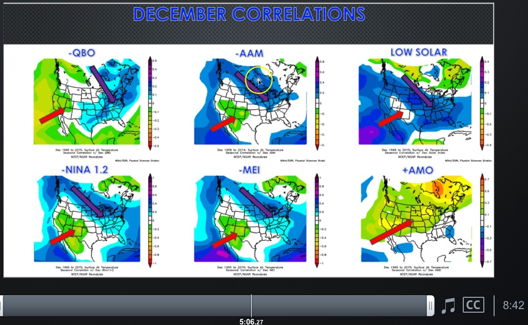 11-30-17 Long Range Update: Analogs and data show big time cold for December..do we agree? Update here. M.