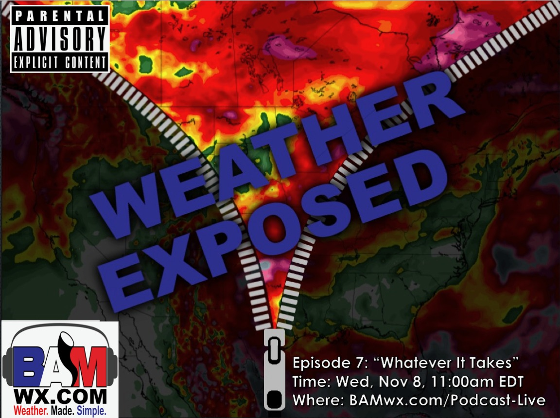 Weather Exposed Ep7: Whatever It Takes