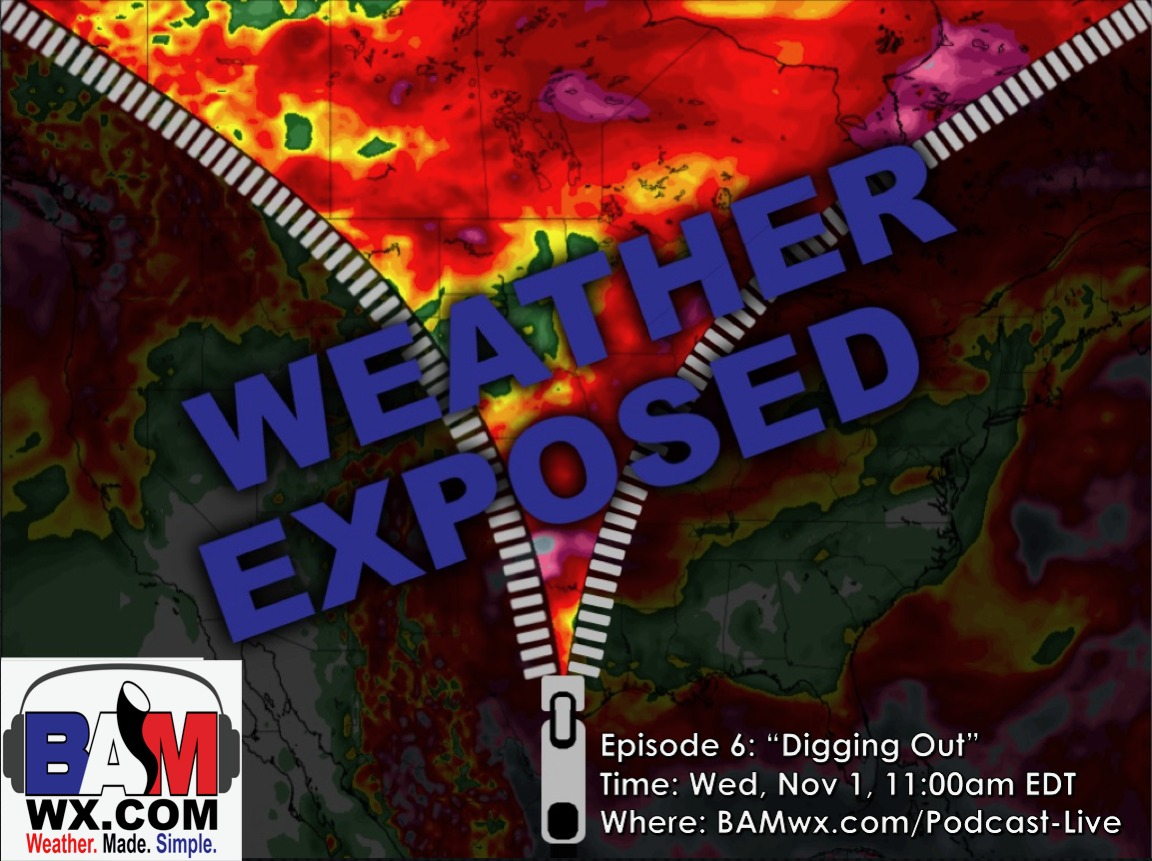 """Weather Exposed Ep6: """"Digging Out"""""""