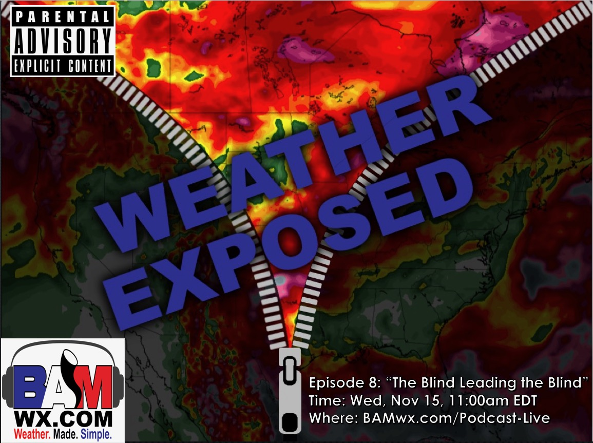 Weather Exposed Ep8: The Blind Leading The Blind