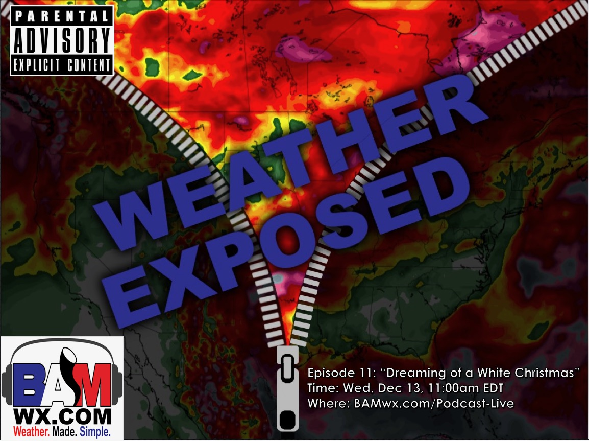 Weather Exposed Ep11 – Dreaming of a White Christmas